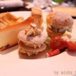 ザ・テラス(ウェスティンホテル東京)平日限定のスイーツビュッフェは予約困難な人気ぶり!