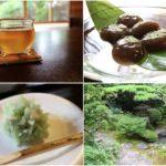 茶寮宝泉(下鴨)わらびもちと庭園が秀逸な京都を代表する甘味処