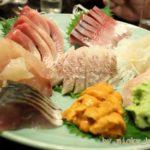 大衆料理 川治(浜町)天然魚介料理がたっぷり驚きコスパの予約困難店