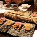 【移転】酢飯屋(江戸川橋):食材が唯一無二の究極の創作寿司!