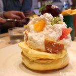 レインボーパンケーキ(原宿)個室予約で並ばずにパンケーキを食べよう!