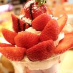 果実園東京店:フルーツパフェとズコットが美味しい東京駅のフルーツパーラー
