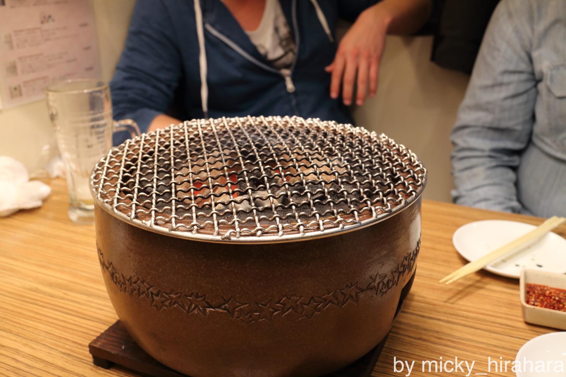 焼肉ここから神田