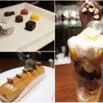 ピエールマルコリーニ銀座店:濃厚チョコレートパフェは甘党も満足♪