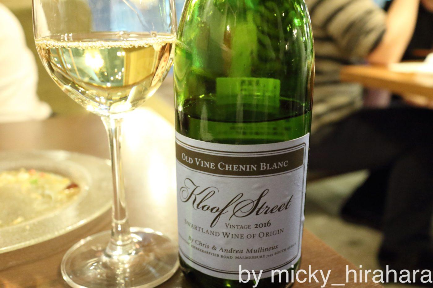 銀座でワイン