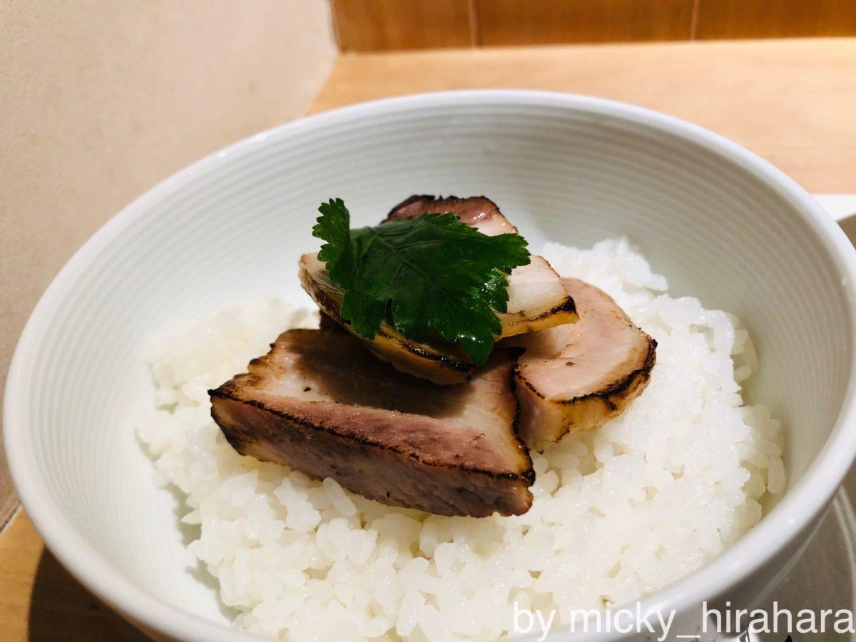 麺屋ま石(銀座)